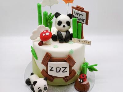 重庆蛋糕学习翻糖蛋糕的特征