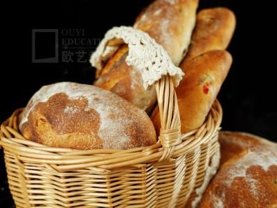 家庭烘焙面包做法大全