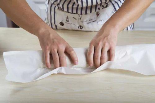 抹茶红豆蛋糕卷的制作方法,学做抹茶红豆蛋糕卷丨蛋糕培训