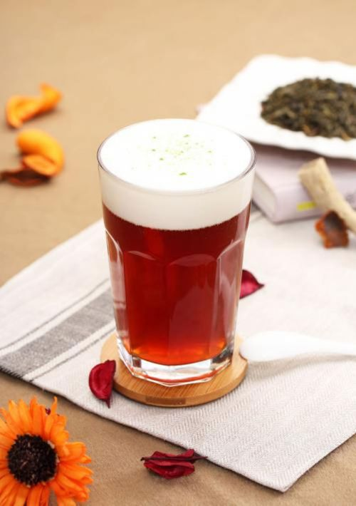 学做奶茶,做奶盖红茶,奶盖红茶的做法丨奶茶培训
