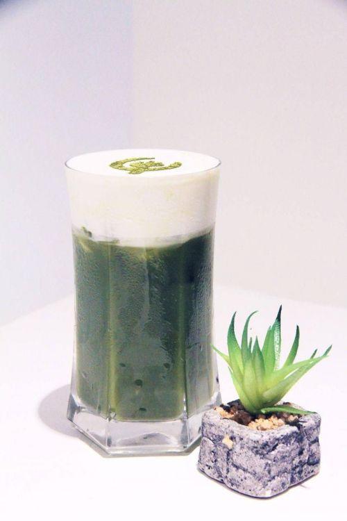 学做奶茶,海盐奶盖奶茶的做法,制作海盐奶盖奶茶丨奶茶培训