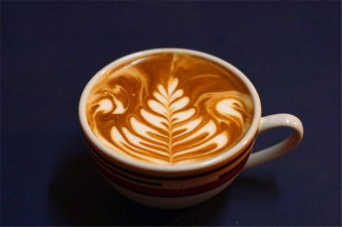 咖啡拉花技巧知识,咖啡拉花练习丨咖啡知识