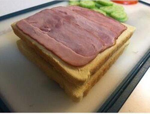 三明治蛋糕的做法,怎样做三明治,三明治蛋糕的制作教程丨蛋糕培训
