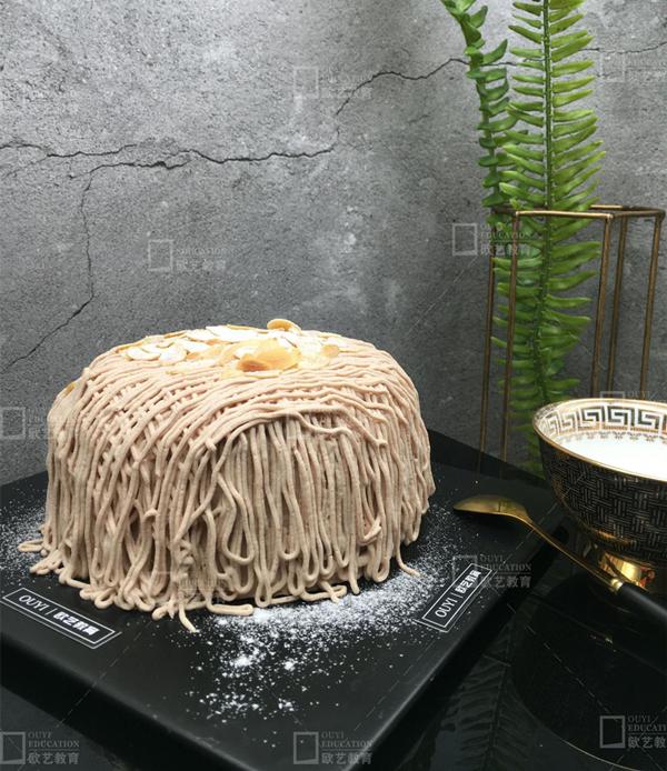 私房蛋糕培训班、蛋糕制作培训、重庆欧艺学校