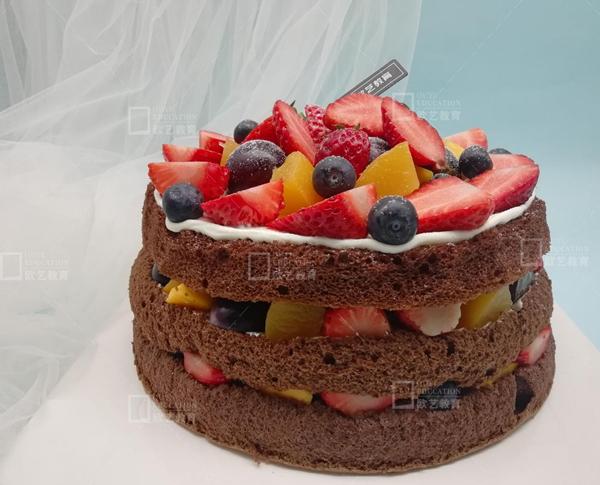 重庆学蛋糕烘焙培训机构到哪里好