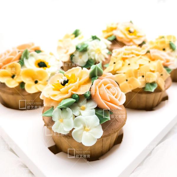 重庆韩式裱花蛋糕培训,重庆蛋糕裱花培训学校在哪里