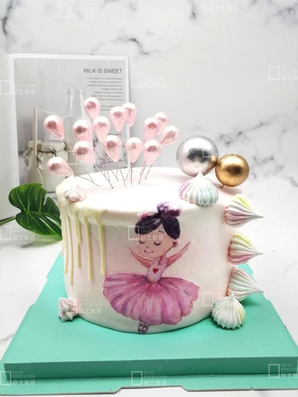 重庆哪里可以学习蛋糕裱花