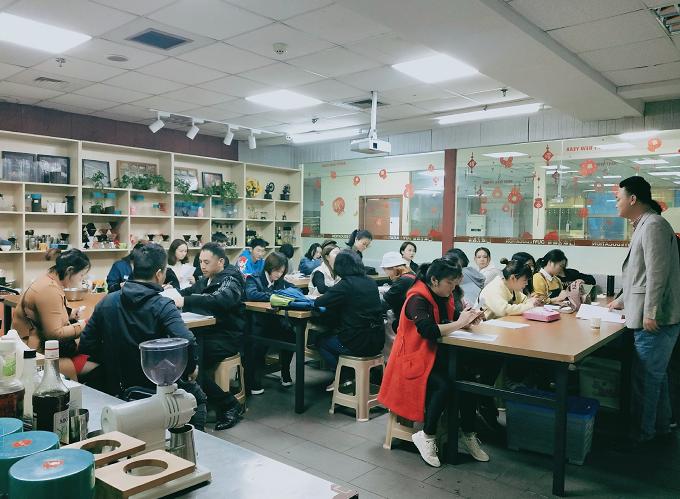 重庆奶茶饮品班结业考试