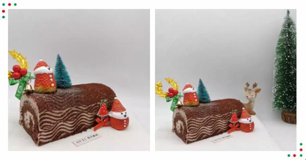 圣诞节蛋糕甜品