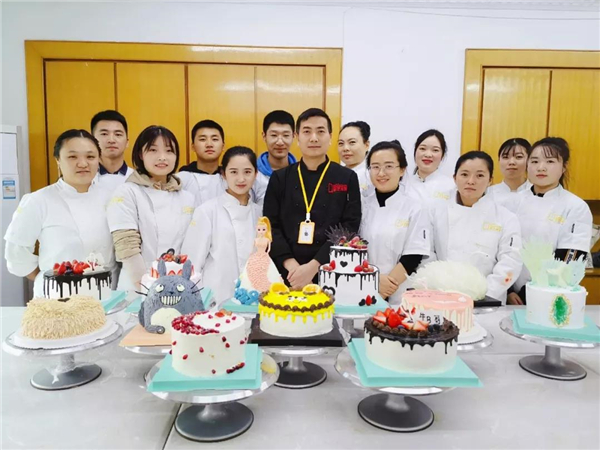 重庆哪里有蛋糕甜品培训