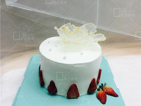 蛋糕制作、重庆欧艺、西点蛋糕培训